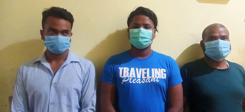 साथीलाई काठमाडौंबाट पर्सासम्म बोलाएर हत्या र लुटपाट